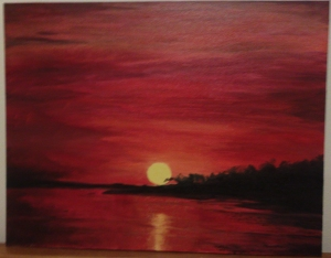 A Cliched Painting